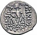 Photo numismatique  ARCHIVES VENTE 2016-19 oct IBERIE- GAULE - CELTES CELTES DU DANUBE de l'EST Imitation du monnayage de Thasos 352- Tétradrachme.