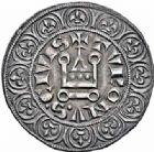 Photo numismatique  ARCHIVES VENTE 2016-19 oct ROYALES FRANCAISES LOUIS IX, Saint Louis (3 novembre 1226-24 août 1270)  354- Gros tournois (1266-1270). 354- Gros tournois (1266-1270).