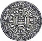 Photo numismatique  ARCHIVES VENTE 2016-19 oct ROYALES FRANCAISES LOUIS IX, Saint Louis (3 novembre 1226-24 août 1270)  355- Gros tournois (1266-1270).