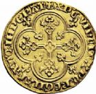 Photo numismatique  ARCHIVES VENTE 2016-19 oct ROYALES FRANCAISES PHILIPPE IV LE BEL (5 octobre 1285-30 novembre 1314)  357- Agnel d'or (26 janvier 1311).