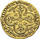 Photo numismatique  ARCHIVES VENTE 2016-19 oct ROYALES FRANCAISES PHILIPPE VI DE VALOIS(1er avril 1328-22 août 1350)  359- Royal d'or (2 mai 1328).