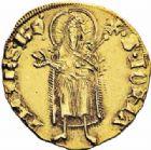 Photo numismatique  ARCHIVES VENTE 2016-19 oct ROYALES FRANCAISES JEAN II LE BON (22 août 1350-18 avril 1364)  369- Florin d'or, émission pour le Languedoc, (21 février 1360), Montpellier (?).