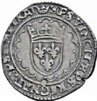 Photo numismatique  ARCHIVES VENTE 2016-19 oct ROYALES FRANCAISES FRANCOIS I (1er janvier 1515–31 mars 1547)  394- 1/2 teston du 3ème type, Rouen.