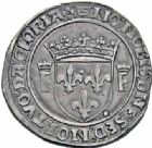 Photo numismatique  ARCHIVES VENTE 2016-19 oct ROYALES FRANCAISES FRANCOIS I (1er janvier 1515–31 mars 1547)  395- Teston du 13ème type, Lyon.