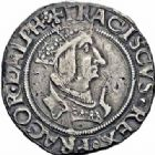 Photo numismatique  ARCHIVES VENTE 2016-19 oct ROYALES FRANCAISES FRANCOIS I (1er janvier 1515–31 mars 1547)  397- Teston du Dauphiné du 4ème type, Grenoble.
