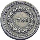 Photo numismatique  ARCHIVES VENTE 2016-19 oct MODERNES FRANÇAISES MONNAIES DE CONFIANCE (1791-1793)  492 492- Dixain de Rochon, 1791.