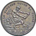 Photo numismatique  ARCHIVES VENTE 2016-19 oct MODERNES FRANÇAISES MONNAIES DE CONFIANCE (1791-1793)  493- Monnerons de deux sols et de cinq sols à l'Hercule, 1792, an 4.