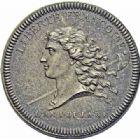 Photo numismatique  ARCHIVES VENTE 2016-19 oct MODERNES FRANÇAISES MONNAIES DE CONFIANCE (1791-1793)  496- Liberté Françoise, Lyon 1792, an I.