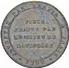 Photo numismatique  ARCHIVES VENTE 2016-19 oct MODERNES FRANÇAISES LA CONVENTION (22 septembre 1792 - 26 octobre 1795)  505- Essai de Brézin, Paris, 1792.