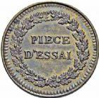 Photo numismatique  ARCHIVES VENTE 2016-19 oct MODERNES FRANÇAISES LA CONVENTION (22 septembre 1792 - 26 octobre 1795)  506- Essai de 12 deniers, daté 1793, an 5.