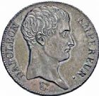 Photo numismatique  ARCHIVES VENTE 2016-19 oct MODERNES FRANÇAISES NAPOLEON Ier, empereur (18 mai 1804- 6 avril 1814)  514- 5 francs, Paris 1806.