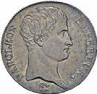 Photo numismatique  ARCHIVES VENTE 2016-19 oct MODERNES FRANÇAISES NAPOLEON Ier, empereur (18 mai 1804- 6 avril 1814)  515- 5 francs, Limoges 1806.