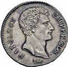 Photo numismatique  ARCHIVES VENTE 2016-19 oct MODERNES FRANÇAISES NAPOLEON Ier, empereur (18 mai 1804- 6 avril 1814)  517- 1 franc, Paris an 12.