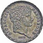 Photo numismatique  ARCHIVES VENTE 2016-19 oct MODERNES FRANÇAISES JOACHIM MURAT, roi de Naples et des Deux-Siciles (1808-1815)  525- 1 lire, 1813.