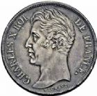 Photo numismatique  ARCHIVES VENTE 2016-19 oct MODERNES FRANÇAISES CHARLES X (16 septembre 1824-2 août 1830)  532- 2 francs, Rouen 1830.
