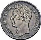 Photo numismatique  ARCHIVES VENTE 2016-19 oct MODERNES FRANÇAISES CHARLES X (16 septembre 1824-2 août 1830)  532- 2 francs, Rouen 1830.