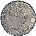 Photo numismatique  ARCHIVES VENTE 2016-19 oct MODERNES FRANÇAISES LOUIS-PHILIPPE Ier (9 août 1830-24 février 1848)  535- 5 francs sans le I, Rouen 1830.