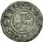 Photo numismatique  MONNAIES BARONNIALES Comté de SANCERRE ANONYMES (Vers 1190-1230) Denier.