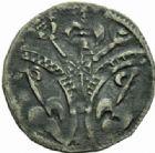 Photo numismatique  MONNAIES BARONNIALES Seigneurie de VIERZON ANONYMES (vers 1150-1200) Denier.
