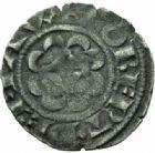 Photo numismatique  MONNAIES BARONNIALES Seigneurie de CELLES ROBERT II (1215/1218-1239) Denier.