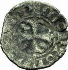 Photo numismatique  MONNAIES BARONNIALES Comté de TONNERRE JEAN (1304-1346) Obole.
