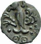 Photo numismatique  MONNAIES GAULE - CELTES SENONES (région de Sens)  Bronze de Giamilos.