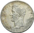 Photo numismatique  MONNAIES MODERNES FRANÇAISES CHARLES X (16 septembre 1824-2 août 1830)  5 francs, Paris, 1825.