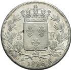 Photo numismatique  MONNAIES MODERNES FRANÇAISES CHARLES X (16 septembre 1824-2 août 1830)  5 francs, Paris, 1826.