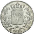 Photo numismatique  MONNAIES MODERNES FRANÇAISES CHARLES X (16 septembre 1824-2 août 1830)  5 francs, Paris, 1828.