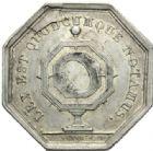 Photo numismatique  JETONS PÉRIODE MODERNE NOTAIRES COSNE (Nièvre) Jeton.