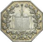 Photo numismatique  JETONS PÉRIODE MODERNE NOTAIRES SENLIS (Oise) Jeton.