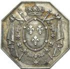 Photo numismatique  JETONS PERIODE MODERNE NOTAIRES TOURS (Indre-et-Loire) Jeton.