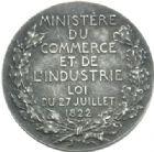 Photo numismatique  JETONS PERIODE MODERNE PROFESSIONS JUDICIAIRES Comité des expertises Jeton.