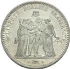 Photo numismatique  MONNAIES MODERNES FRANÇAISES 2e REPUBLIQUE (24 février 1848-2 décembre 1852)  5 francs, Paris, 1848.