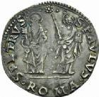 Photo numismatique  MONNAIES MONNAIES DU MONDE ITALIE SAINT-SIEGE, Léon X (1513-1521) Giulio, Rome.