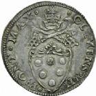 Photo numismatique  MONNAIES MONNAIES DU MONDE ITALIE SAINT-SIEGE, Clément VII (1523-1534) Giulio, Rome.