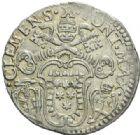 Photo numismatique  MONNAIES MONNAIES DU MONDE ITALIE SAINT-SIEGE, Clément X (1670-1676) Lira, Bologne.