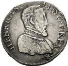 Photo numismatique  ARCHIVES VENTE 2017-7 juin - Coll Fr. Beau Fr. BEAU - ROYALES FRANCAISES HENRI II (31 mars 1547-10 juillet 1559)  15 Teston du 2ème type, Rennes, 1554.