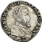 Photo numismatique  VENTE 7 juin 2017 - Coll Fr. Beau et divers Fr. BEAU - ROYALES FRANCAISES HENRI II (31 mars 1547-10 juillet 1559)  19 Teston du 2ème type, Toulouse, 1553.