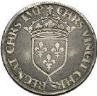 Photo numismatique  VENTE 7 juin 2017 - Coll Fr. Beau et divers Fr. BEAU - ROYALES FRANCAISES HENRI II (31 mars 1547-10 juillet 1559)  24 Teston au Moulin du 2ème type, Paris, non daté (1552).