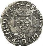 Photo numismatique  VENTE 7 juin 2017 - Coll Fr. Beau et divers Fr. BEAU - ROYALES FRANCAISES HENRI II (31 mars 1547-10 juillet 1559)  31 Douzain à la croisette, Toulouse, s.d. (1548-1549).