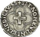 Photo numismatique  ARCHIVES VENTE 2017-7 juin - Coll Fr. Beau Fr. BEAU - ROYALES FRANCAISES HENRI II (31 mars 1547-10 juillet 1559)  31 Douzain à la croisette, Toulouse, s.d. (1548-1549).