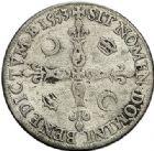Photo numismatique  ARCHIVES VENTE 2017-7 juin - Coll Fr. Beau Fr. BEAU - ROYALES FRANCAISES HENRI II (31 mars 1547-10 juillet 1559)  32 Douzain aux deux H, Moulin de Paris, 1553.