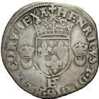 Photo numismatique  ARCHIVES VENTE 2017-7 juin - Coll Fr. Beau Fr. BEAU - ROYALES FRANCAISES HENRI II (31 mars 1547-10 juillet 1559)  34 Douzains aux croissants, Rennes, 1550; Tours, 1550.