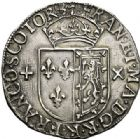 Photo numismatique  ARCHIVES VENTE 2017-7 juin - Coll Fr. Beau Fr. BEAU - ROYALES FRANCAISES FRANCOIS II (10 juillet 1559-5 décembre 1560) Monnayage franco-écossais 37 Gros ou teston, 1560.