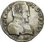 Photo numismatique  VENTE 7 juin 2017 - Coll Fr. Beau et divers Fr. BEAU - ROYALES FRANCAISES FRANCOIS II (10 juillet 1559-5 décembre 1560) Monnayage au type de Henri II 42 Teston du 2ème type, La Rochelle, 1559.