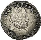 Photo numismatique  VENTE 7 juin 2017 - Coll Fr. Beau et divers Fr. BEAU - ROYALES FRANCAISES FRANCOIS II (10 juillet 1559-5 décembre 1560) Monnayage au type de Henri II 48 Testons du 3ème type, Bayonne, 1559, 1560.