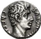 Photo numismatique  VENTE 7 juin 2017 - Coll Fr. Beau et divers EMPIRE ROMAIN OCTAVE-AUGUSTE. (Empereur en 29 - Auguste 27 av.-14 ap. JC)  262 Denier, Colonia Patricia, (19-18).