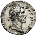 Photo numismatique  ARCHIVES VENTE 2017-7 juin - Coll Fr. Beau EMPIRE ROMAIN ANTONIN LE PIEUX (César 138 - Auguste 138-161)  274 Deniers, Rome (155-156 et après 161).