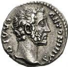 Photo numismatique  VENTE 7 juin 2017 - Coll Fr. Beau et divers EMPIRE ROMAIN ANTONIN LE PIEUX (César 138 - Auguste 138-161)  274 Deniers, Rome (155-156 et après 161).